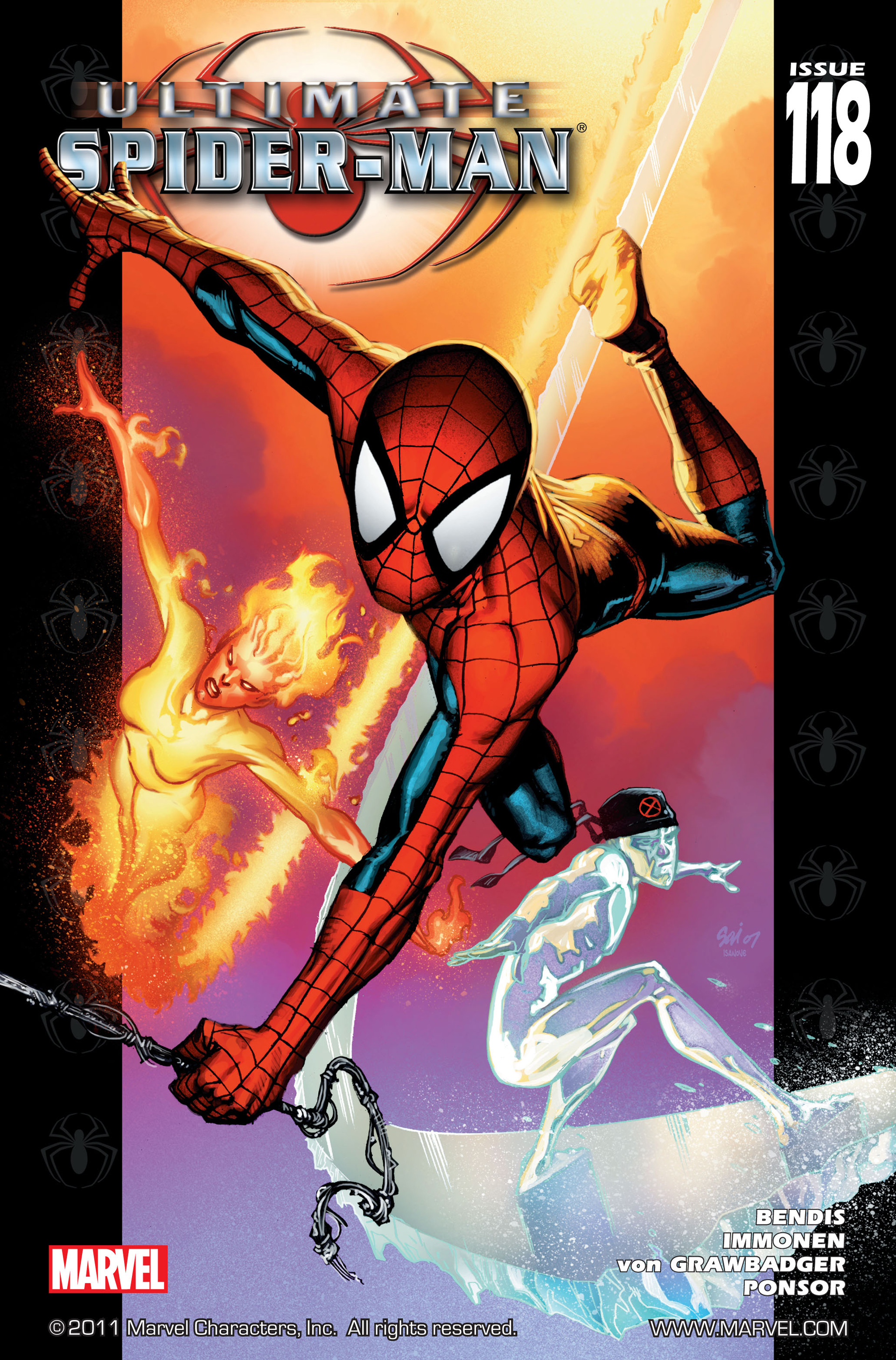 Ultimate Spider-Man (2000) Issue #118 #122 - English 1