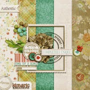 August DigiScrap Parade