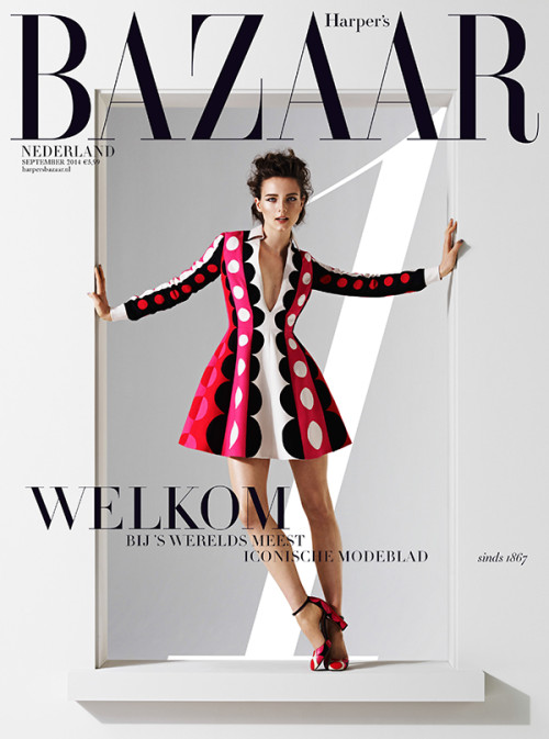 The Fashion Journalist: September 2014 Fashion Magazine Covers: The ...