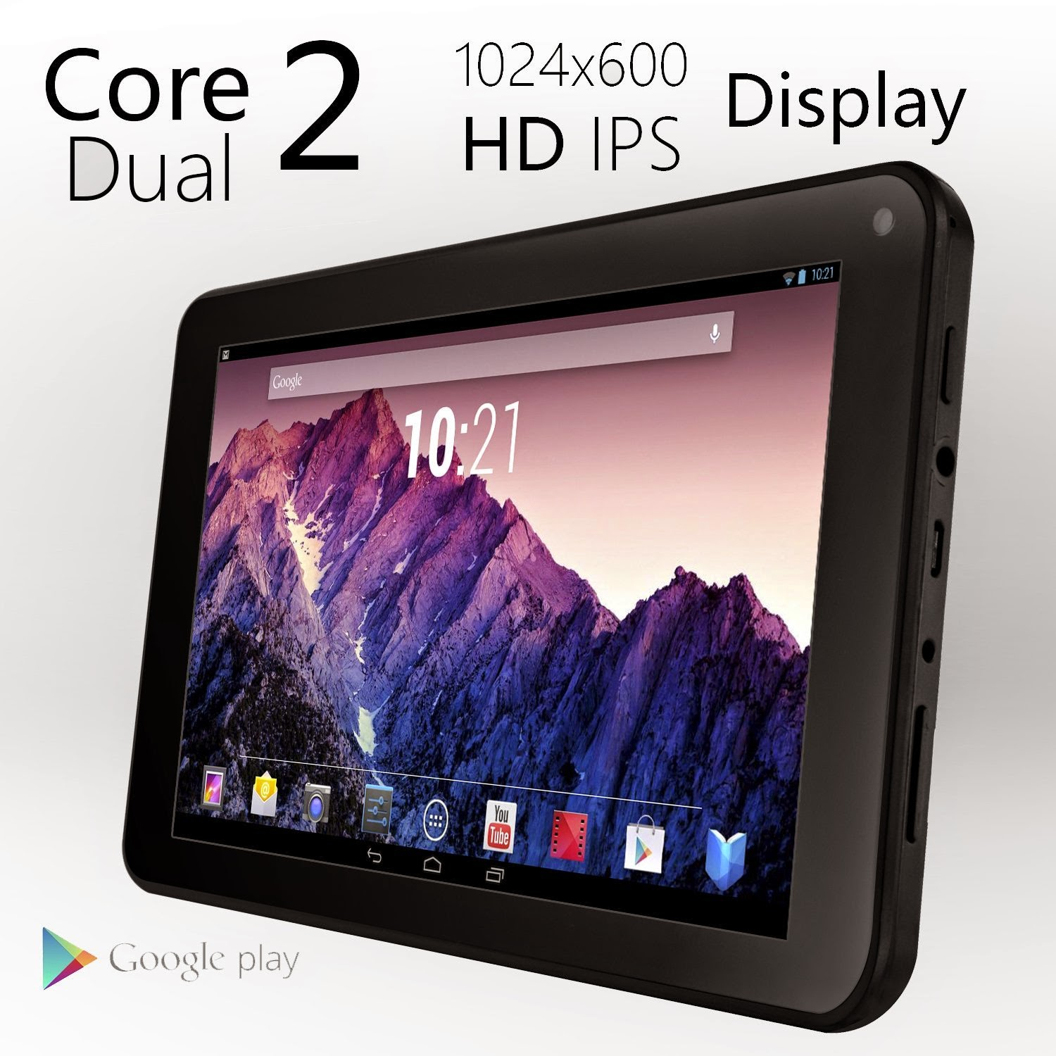 "NeuTab I7 7"" Google Android 4 4 KitKat IPS Dual Core Tablet PC Reviews"