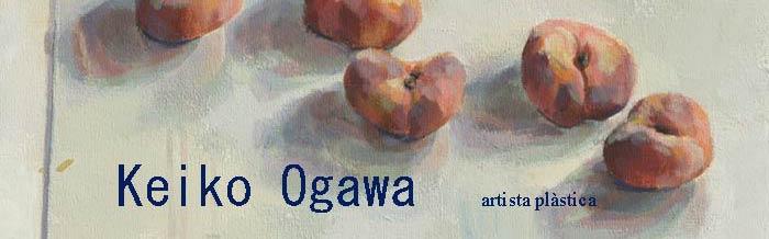 Keiko Ogawa pintura