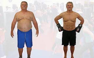 cardio HIIT kickboxing y abdominales