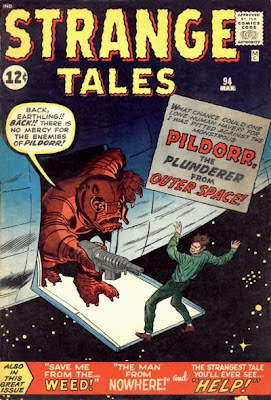 Strange Tales, Pildorr the Plunderer