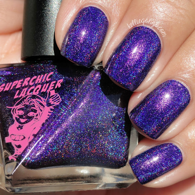 SuperChic Lacquer 40 Winks