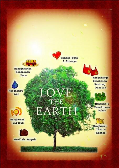 poster lingkungan