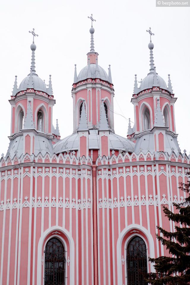 чесменская церковь фото
