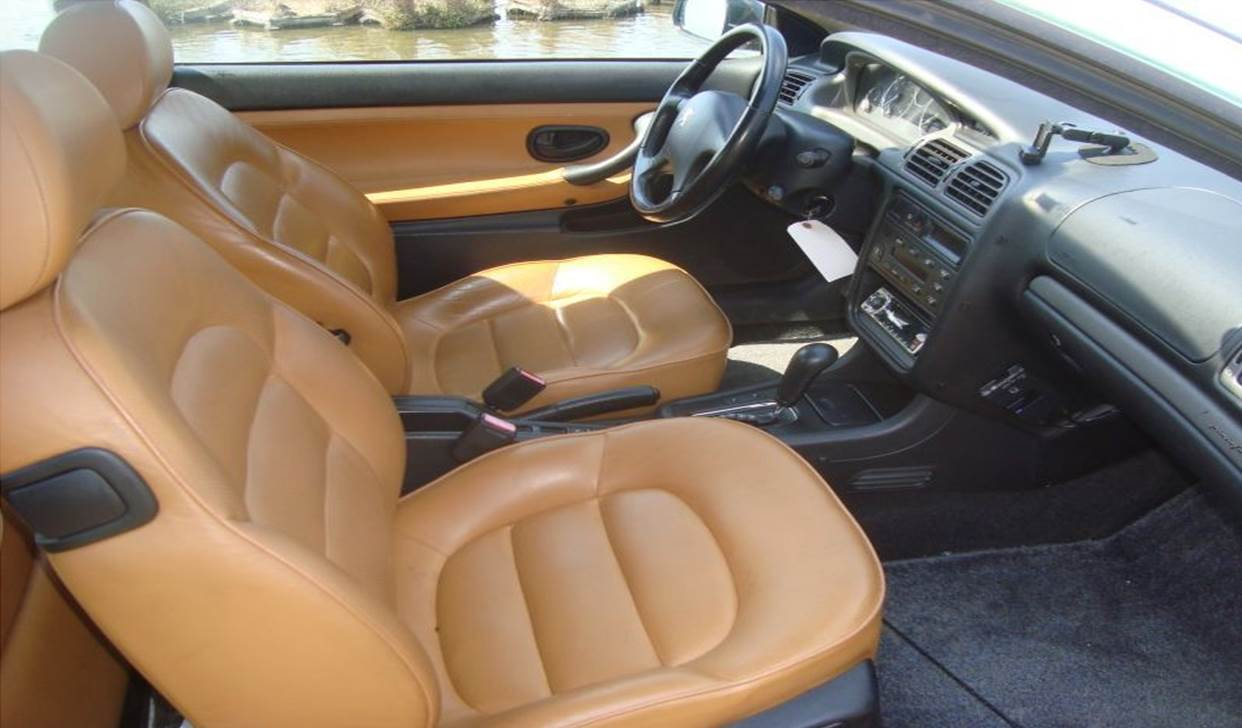 Forbidden fruit peugeot 406 coupe v6 for Interieur 406