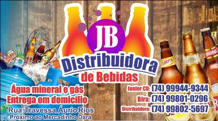 JB Distribuidora de Bebidas