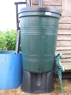 free water butt fron anglian water