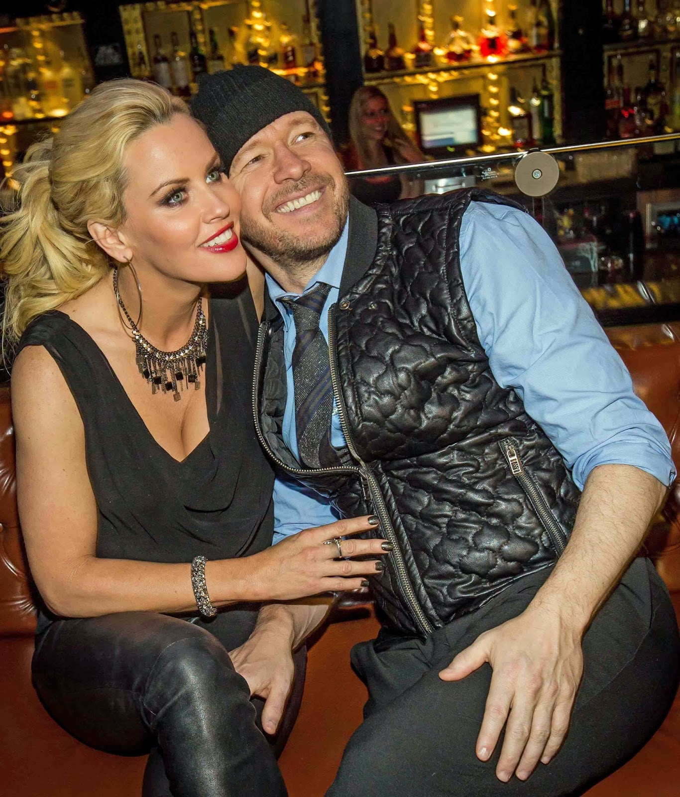 Er Donnie Wahlberg dating