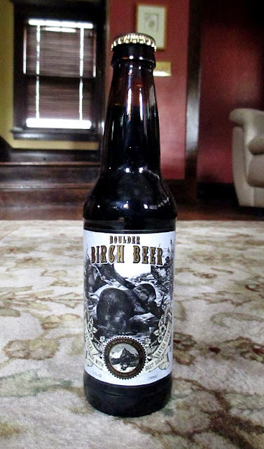 Rocky Mountain Soda Company Boulder Birch Beer