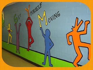 Keith Haring Graffiti