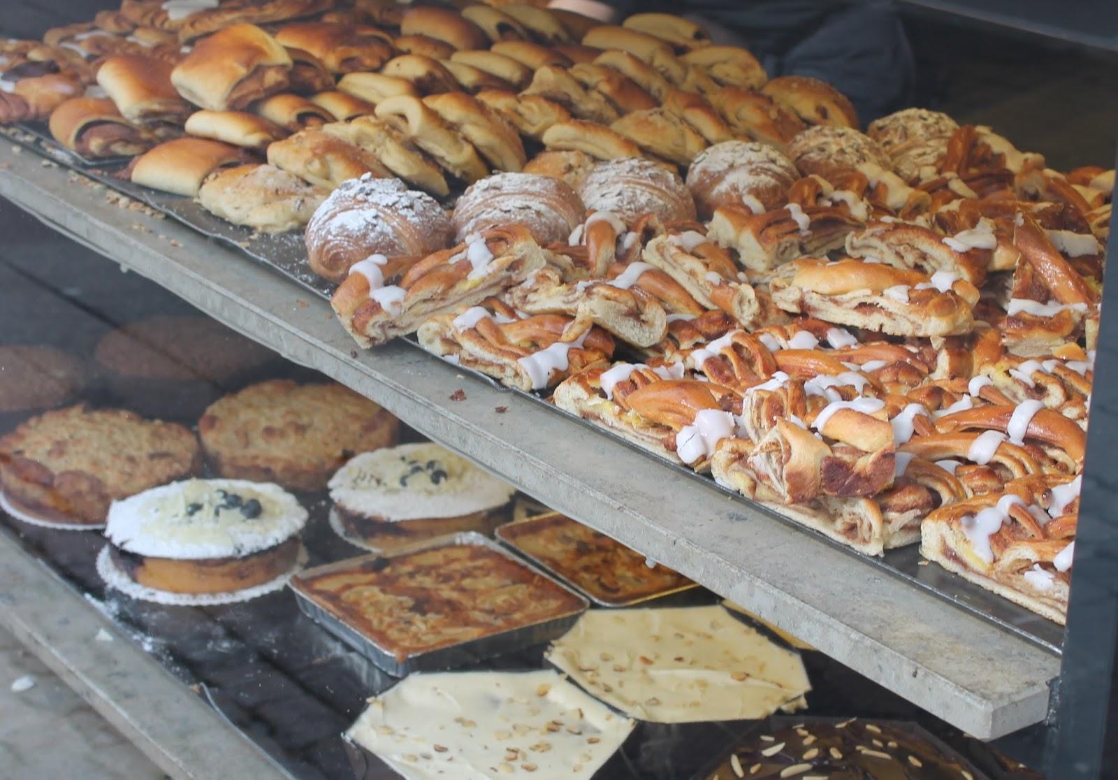 Danish Pastries in Copenhagen - Travel Post