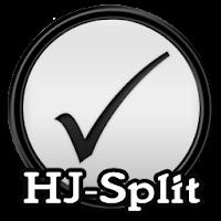 HJSplit - Software Pembagi File Menjadi Beberapa Part
