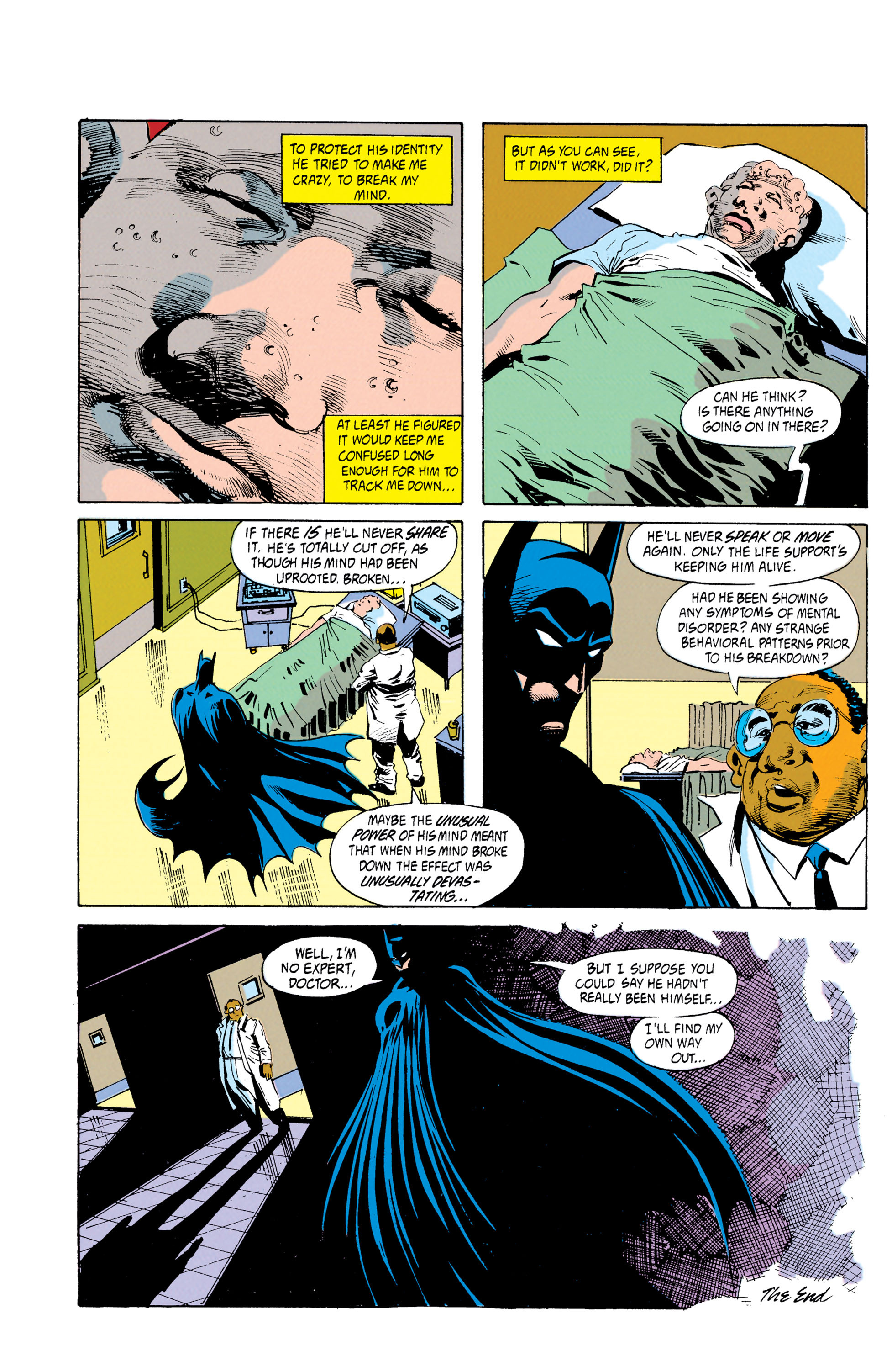 Detective Comics (1937) Issue #633 Page 23