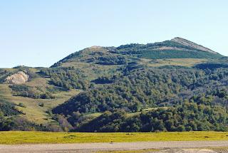 Aller, pico La Teyera, vista desde Coto Bello