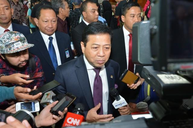 Siapa Ketua DPR Pengganti Setya Novanto?