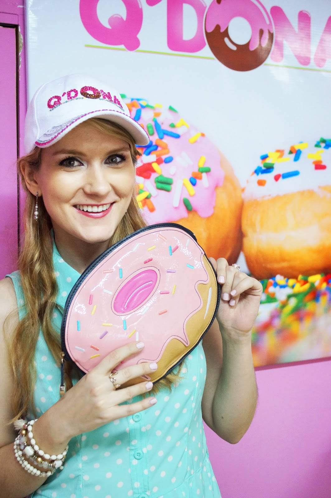 Delicious Doughtnuts at Q Dona, Panama City