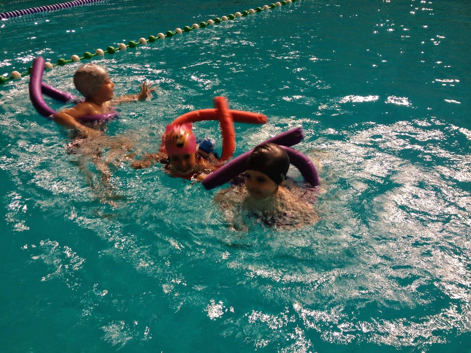 Μαθήματα Κολύμβησης