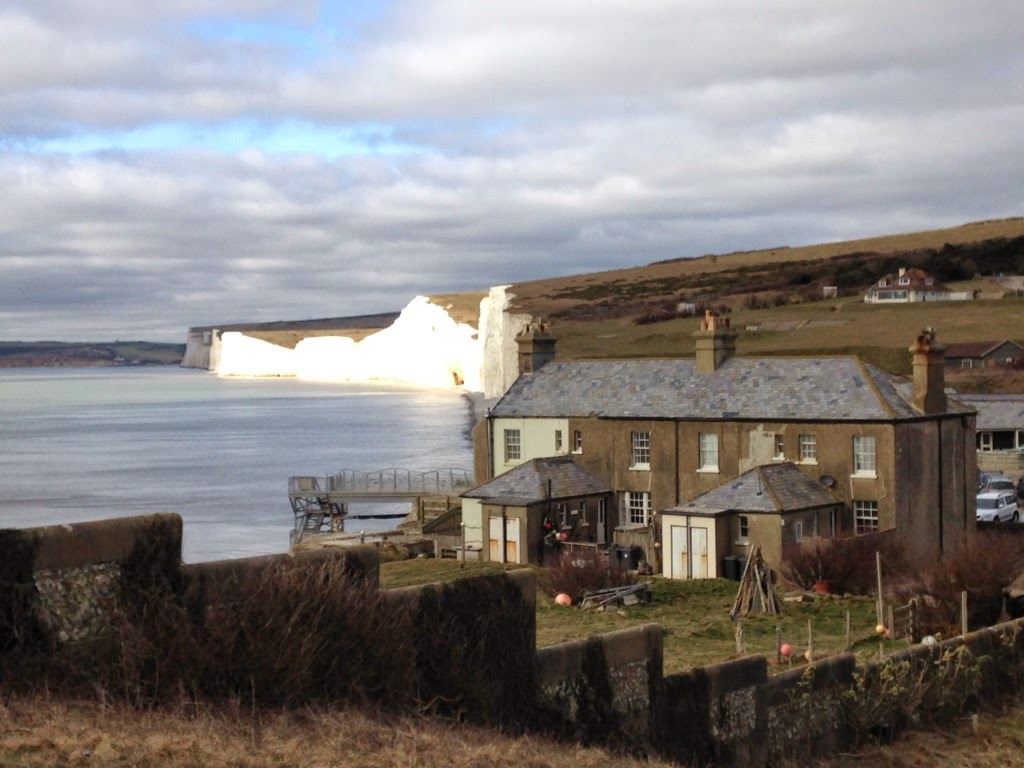 Birling Gap cottages