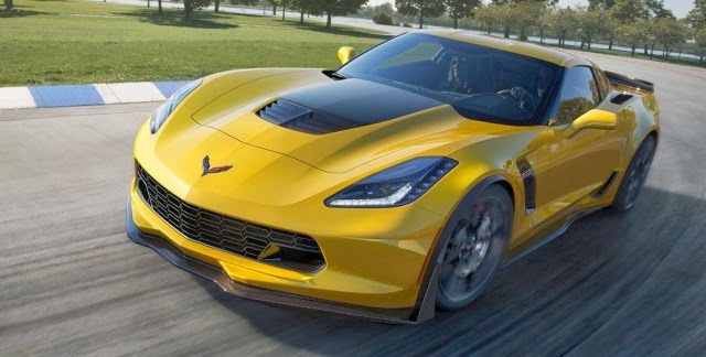 2015 Corvette Z06 8-Speed Transmission to Deliver 30 MPG