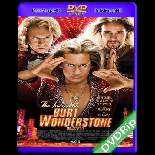 El Increíble Burt Wonderstone (2013) DVDRip Español Latino
