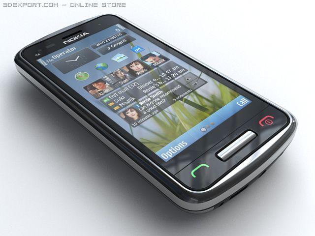 Cupidf007  Nokia C6