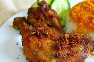 Resep Membuat Ayam Goreng Padang Super Enak