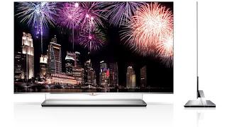 LG Big Screen OLED HDTV