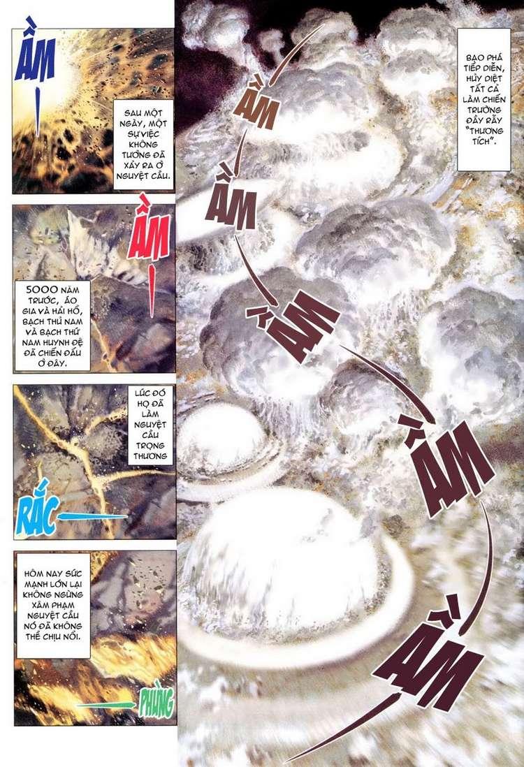 Võ Thần chap 300 Trang 21 - Mangak.info