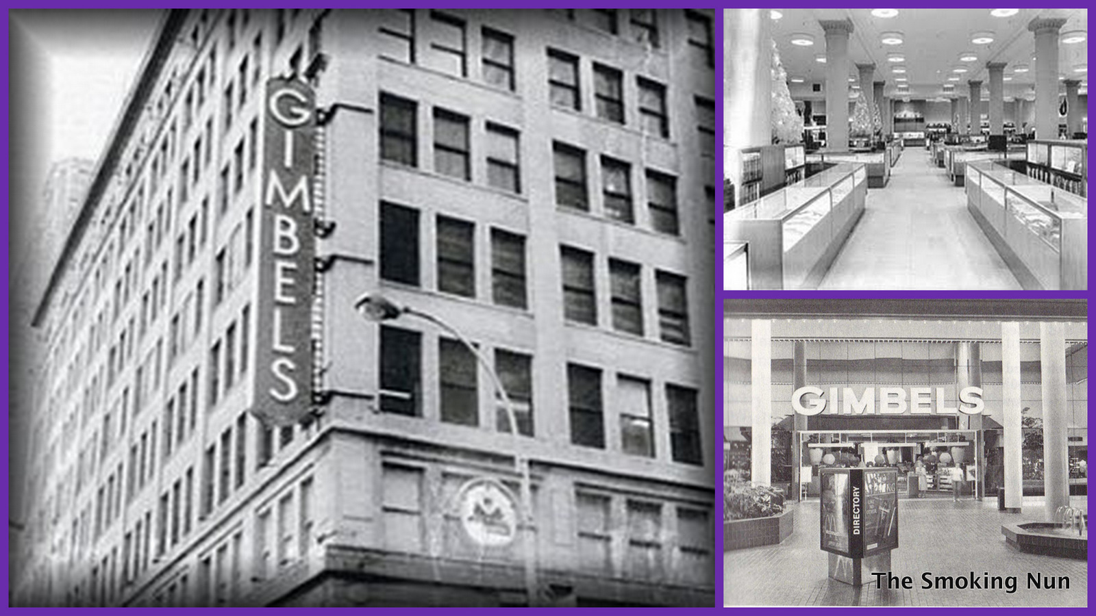 Nyc vintage nyc vintage image of the day gimbels for Bureau new york