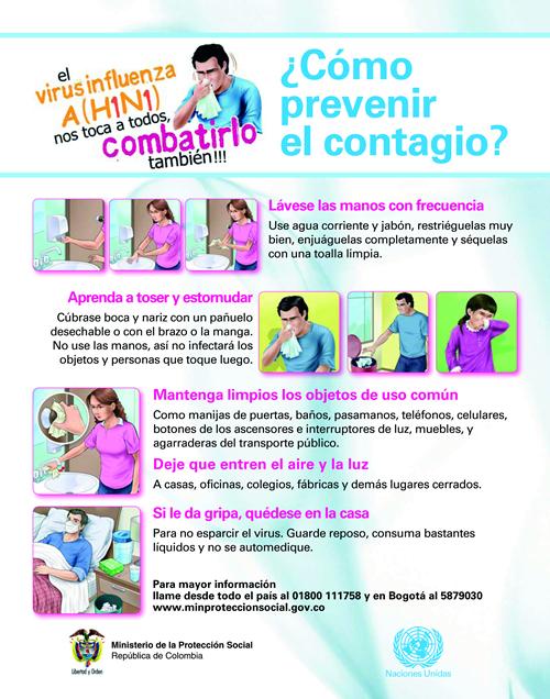 el virus de la influenza: