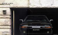 53. Toyota Supra MK3 (MA70, GA70, JZA70). 日本車 トヨタ スープラ staryjaponiec
