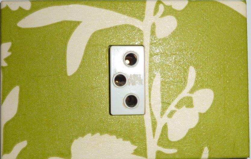 Telas cajas y tinajas interruptores y enchufes - Interruptores y enchufes ...