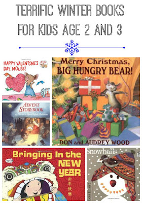 Winter Books Recommendations for Kids Age 2-3
