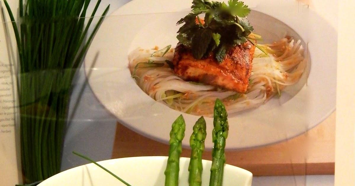 Madame anne aux fourneaux saumon grill teriyaki - Sauce pour saumon grille barbecue ...
