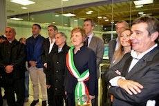 """Inaugurato a Erba il nuovo centro sportivo e ricreativo """"Parco del Lambrone"""", un autentico gioiello"""