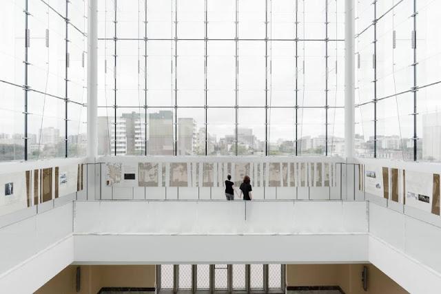 09 Museo Canadiense de la Naturaleza por los arquitectos KPMB