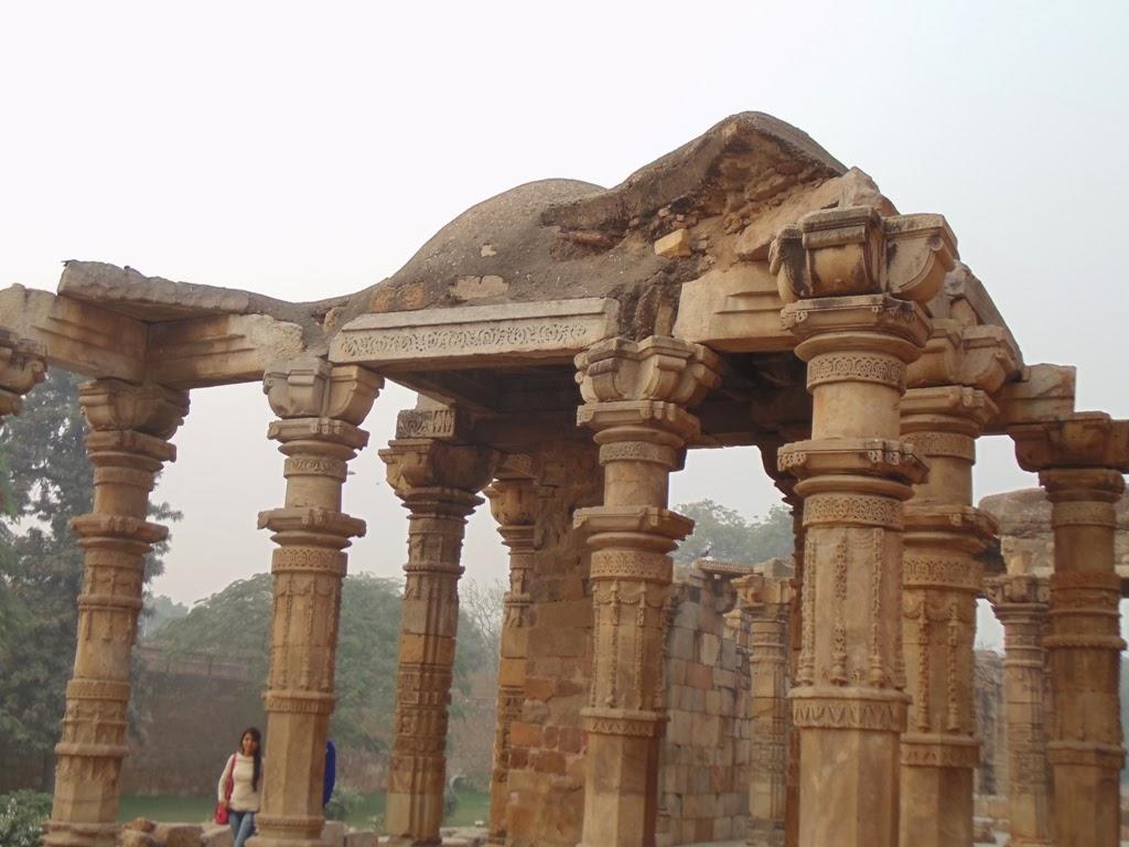 Ruins of Jain temple