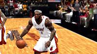NBA 2K13 Sweat Preview L. James