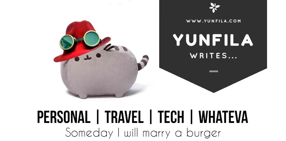 YunFila Writes...