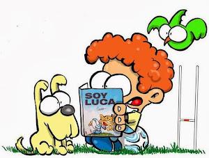 Soy Luca,el nuevo libro de Gerardo Cosenza