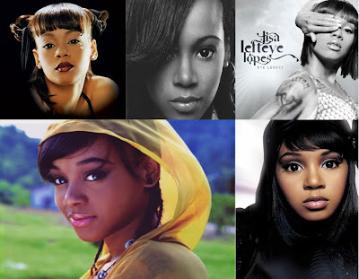 Remembering Lisa Left Eye Lopes