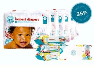 Eco-Friendly Diaper Bundle