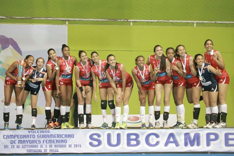 Perú subcampeón sudamericano