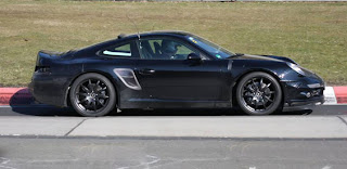 2012 Porsche 911 Sport Coupe Car