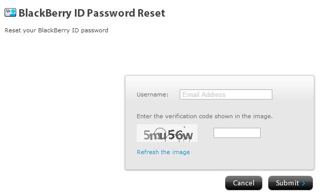 Sekarang BlackBerry ID anda sudah dapat digunakan diBlackBerry anda ...