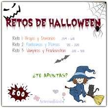 Reto de Halloween - Cumplido!!