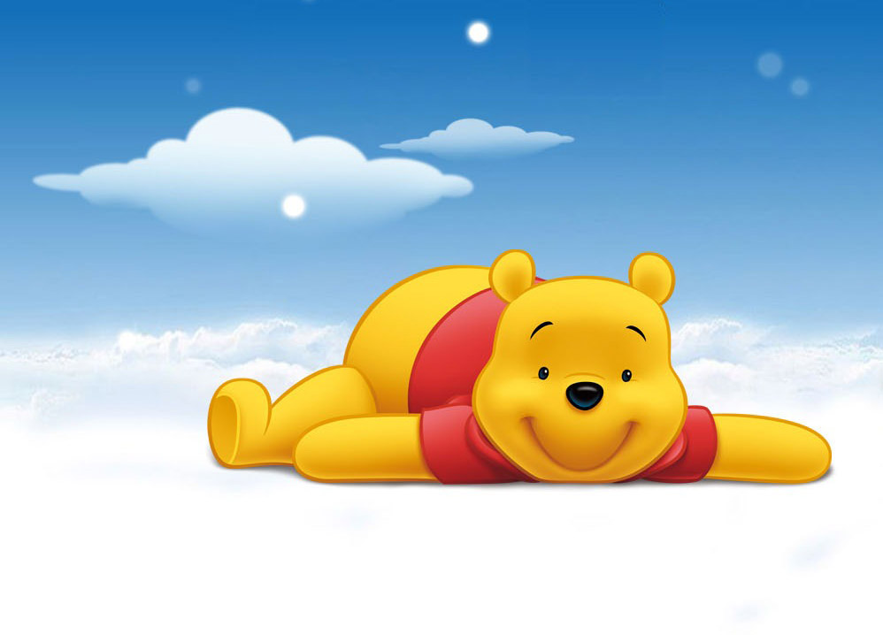 Winnie The Pooh Cartoon Picture And Wallpaper