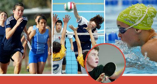 Deportes Colectivos e Individuales